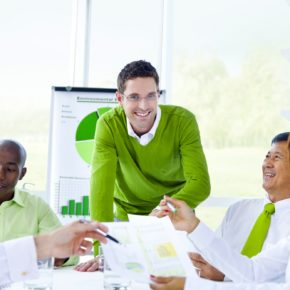 Corporate Restructuring and Group Career Coaching
